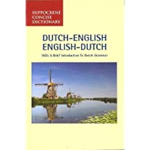 Dutch-English/English-Dutch Concise Dictionary