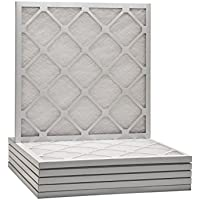 20x20x1 MERV 6 Comparable Replacement for Filtrete Air Filter 6 Pack