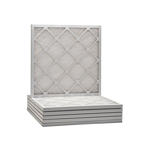 Tier1 Replacement for 20x21x1 Merv 6 Basic Air Filter/Furnace Filter 6 Pack