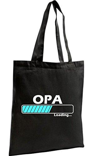 Bag Shopper Noir Shirtstown Opa Loading Organic Shopping Zen 45qPpP
