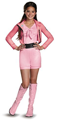 Disguise Disney's Teen Beach Movie Lela Dress Classic Girls Costume, Small/4-6x
