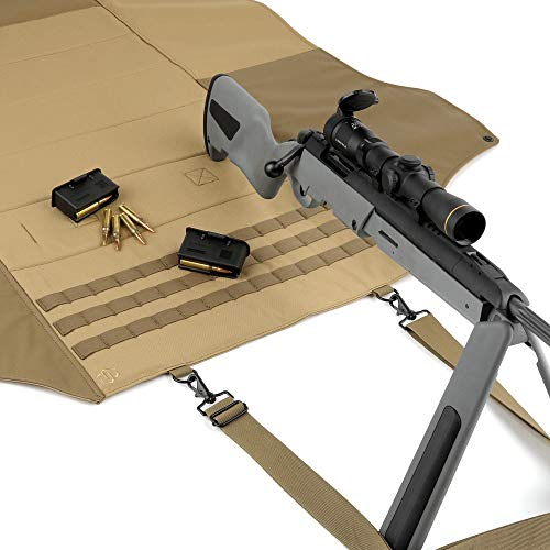 Savior Equipment Tactical Deluxe Padded Quick Release All-Purpose Shooting Mat