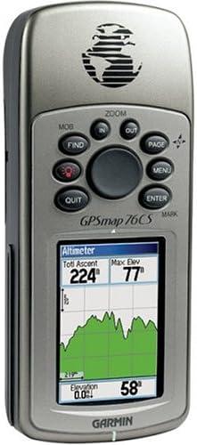 Garmin GPSMAP 76CS - Navegador GPS (LCD, 160 x 240 Pixeles, 38,1 x 55,9 mm (1.5 x 2.2), 262144 Colores, AA): Amazon.es: Electrónica