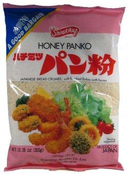 Shirakiku - Honey Panko 10.58 Oz. (Japanese Crumbs Bread)