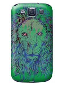 Premium New Style Fashionable Designed Phone Protection Cover/case for samsung galaxy s3