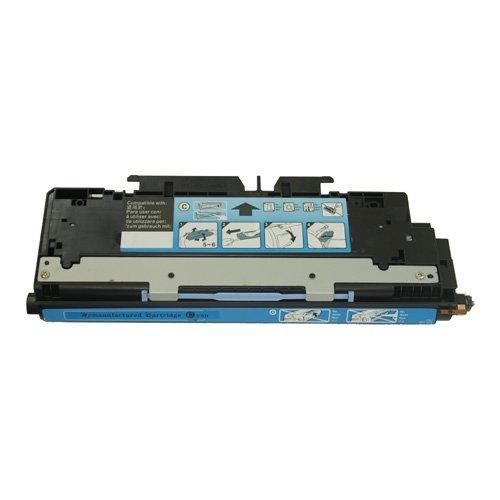 ReInkMe Compatible Q7581A Cyan Toner Cartridge for HP LaserJet 3800DN (Q7581a Cyan Print Cartridge)