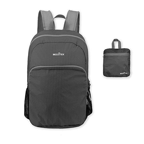6f52b93726a6 MOOITEK Most Durable 22L/33L Ultra Lightweight Packable Backpack ...