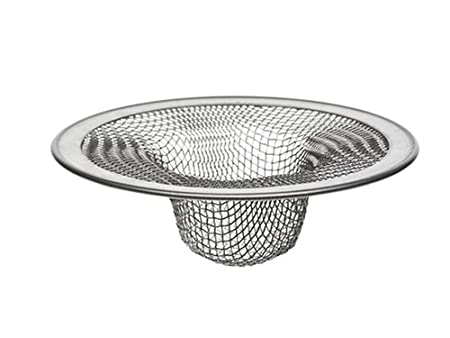 1-Pack DANCO Bath Tub Drain Mesh Strainer 2-3//4 Inch Stainless Steel 88821