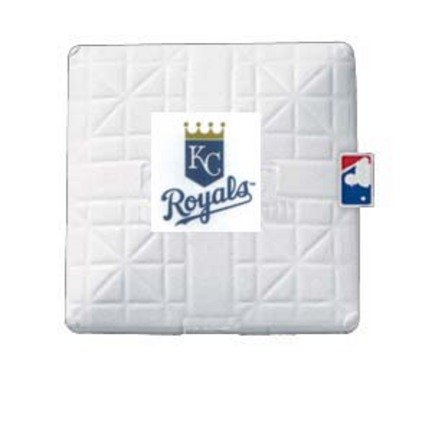 Schutt Kansas City Royals Licensed Jack Corbett Base from (Jack Corbett Base)