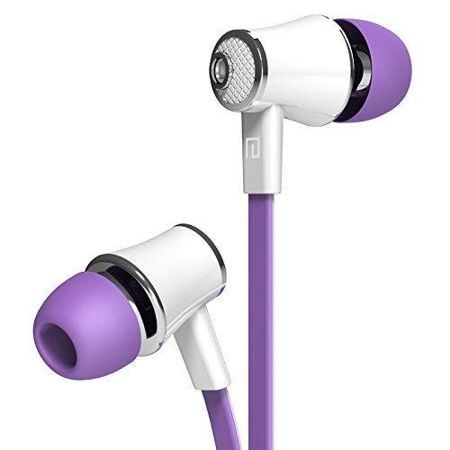 RedSonics Arrival WQ4 Headset In Ear Earbuds Earphone For Mobile Phone Android Xiaomi Samsung PC Audifonos DJ[ Purple ]