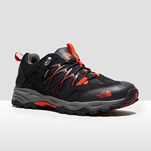 The North Face Il Terra Gtxâ® Scarpe da Tennis Camminare Calzature da Tennis Nero, Nero, 44.5