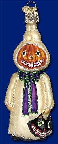 LIL GOBLIN Trick Treater Halloween Ornament Old World
