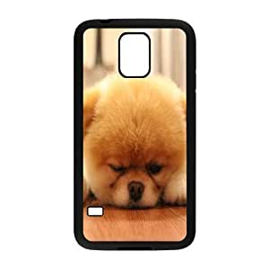 Samsung Galaxy S5 I9600 Phone Cases Cut Dog Cell Phone Case TYB609501