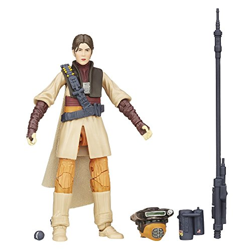 Star Wars The Black Series Princess Leia in Boushh 6