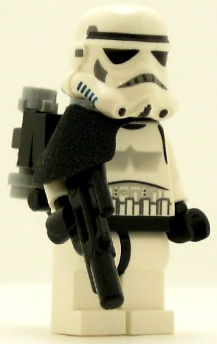 Discount LEGO Star Wars Figure Packs Storm Trooper Minifigure [Jet pack and Blaster Loose]