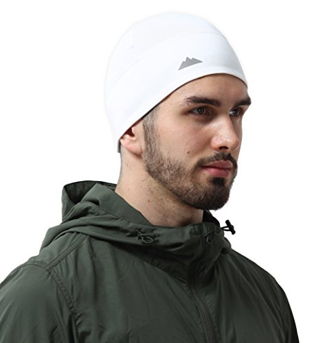 Tough Headwear Helmet Running Beanie