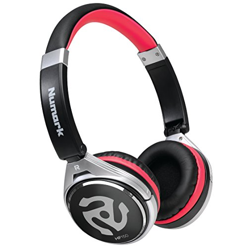 Numark HF150 | Collapsible On-Ear Headphones from Numark