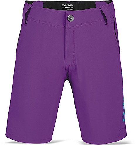 Dakine Kid's Pace Comfort Shorts M, Grape by Dakine