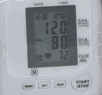 OEM SYSTEMS COMPANY Tensiómetro Presión Arterial y Pulso Promedio de Pantalla Brazo Muñeca: Amazon.es: Electrónica