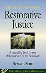 Howard Zehr is the father of Restorative Justice and is known worldwide for his pioneering work in transforming understandings of justice. Here he proposes workable principles and practices for making Restorative Justice possible in this revi...