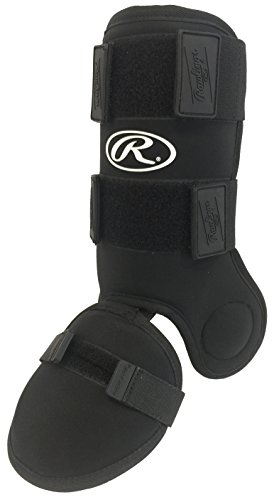 Rawlings Leg Guard, Black