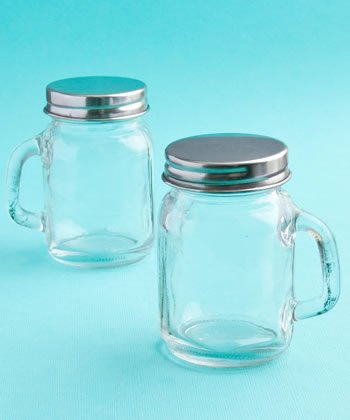 Fashioncraft Expressions Glass Mason Jars
