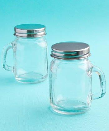 Perfekt Plain Collection Glas Mason Gläser, 36