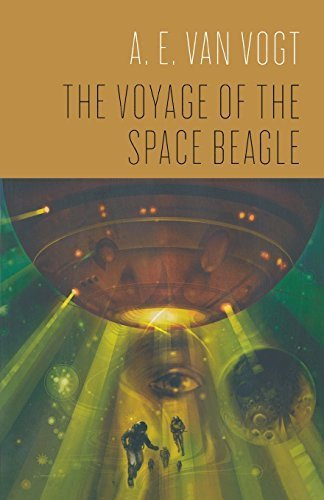 The Voyage of the Space Beagle Paperback - July 8, 2008