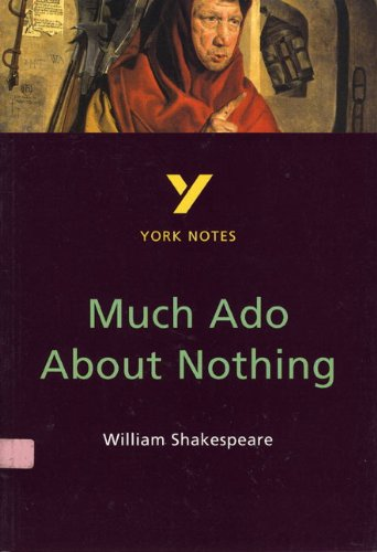 Much Ado About Nothing (2nd Edition) (York Notes for Gcse)