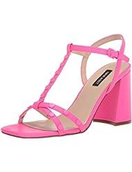 NINE WEST Women's Wnglimmer3 Heeled Sandal