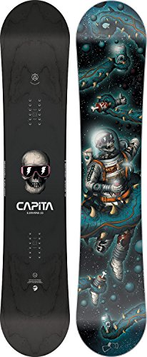 Capita Scott Stevens Pro Snowboard Mens Sz 155cm ()