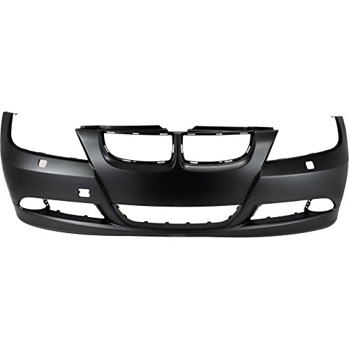 Front BUMPER COVER Primed compatible with 2006-2008 ()