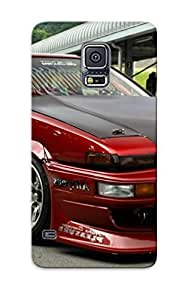 Hot Design Premium SVFgWFb3112JXkym Tpu Case Cover Galaxy S5 Protection Case (toyota Ae86 )