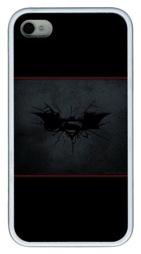 iPhone 4S Case,World's finest teaser TPU Custom iPhone 4/4S Case Cover Whtie