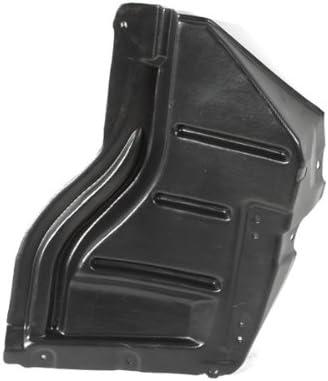 CarPartsDepot Driver Side Front Section Fender Liner Plastic Splash Shield Without SR5 LH 378-44171-11 TO1248147 538060C020