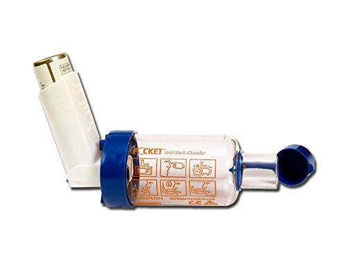 nSpire Pocket Chamber, Dosatore Aerosol, Confezione 1 Pezzo 2908697