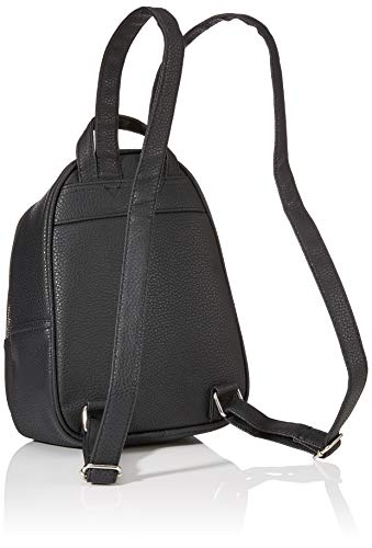 Womens Dolly Backpack Black New Black Look v1Aw5xB6