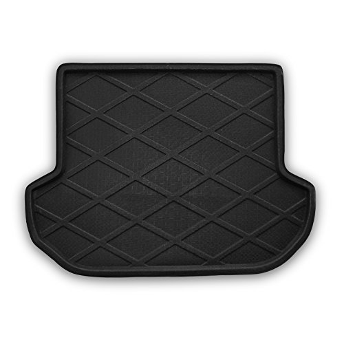 Areyourshop Boot liner Cargo Mat Tray Rear Trunk For Subaru Outback 2007-2014