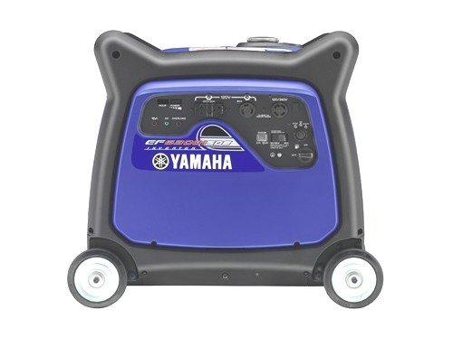 Yamaha EF6300iSDE, 5500 Running Watts/6300 Starting Watts, Gas Powered Portable Inverter