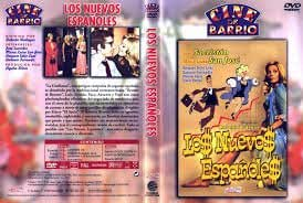 Los nuevos españoles [DVD]