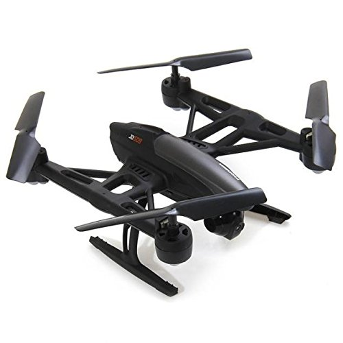 Dreamyth New Durable JXD 509G 5.8G FPV With 2.0MP HD Camera High Hold Mode RC Quadcopter + Monitor (Black) by Dreamyth