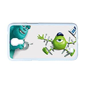 Generic For I9200 Galaxy Mega 6.3 Kawaii Phone Cases For Women Printing With Monsters University Choose Design 1