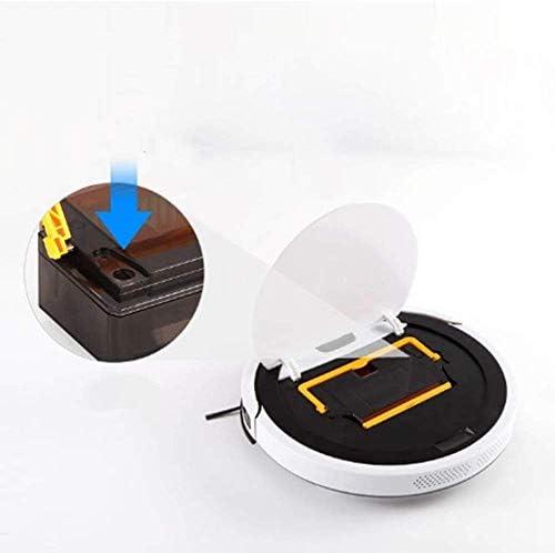BD.Y Aspirateur robotique Wi-FI Intelligent de Bonne qualité La Protection Anti-Collision Anti-Chute nettoie Les sols durs en Moquette Moyenne