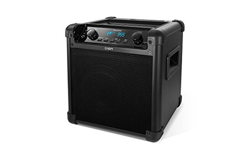 Ion Audio iPA77 Tailgater Portable Bluetooth Speaker PA System with Microphone for these Portable Bluetooth Speaker Reviews - Big Sound Small Budget Portable Wireless Speaker Reviews