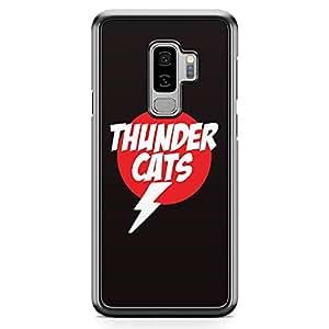 Loud Universe Thunder Cats Logo Samsung S9 Plus Case Classic Retro Cartoon Samsung S9 Plus Cover with Transparent Edges