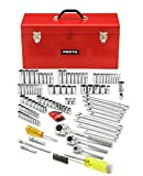 Stanley Proto J47125 1/4', 3/8',1/2' Drive Socket Set with Tools Only (125 Piece)