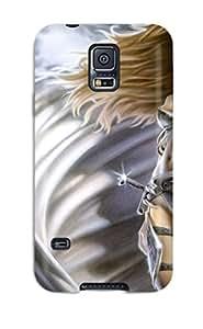 Galaxy Cover Case - HaoLNsr2701aXdsQ (compatible With Galaxy S5)