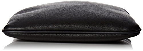 Calvin Klein Jeans Elias Flat Crossover, Sacchetto Uomo, Nero (Black), 3 x 28 x 24 cm (B x H x T)