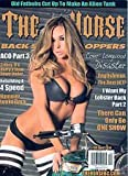 THE HORSE BACKSTREET CHOPPERS MAGAZINE NEW APRIL 2014 ISSUE 139 NO LABELS