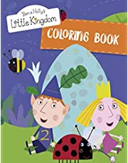 Ben & Holly Coloring Book: 50+ Coloring Pages. Adorable, interesting coloring book, vivid illustrations are a great gift for fans of all ages.